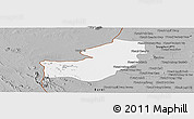Gray Panoramic Map of Serey Sophorn