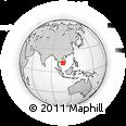 Outline Map of O Reang Ov