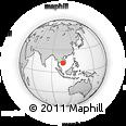 Outline Map of Prey Chhor