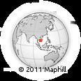Outline Map of Srei Santhor
