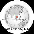 Outline Map of Kampong Chhnang (PT)
