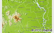 Physical Map of Tuk Phos