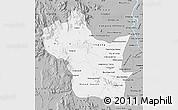 Gray Map of Kampong Speu