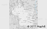 Silver Style Map of Kampong Speu