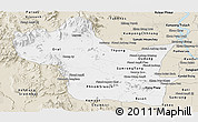 Classic Style Panoramic Map of Kampong Speu