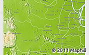Physical Map of Samrong Tong