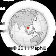 Outline Map of Sandan