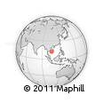 Outline Map of Santuk