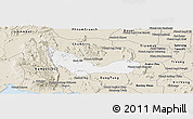 Classic Style Panoramic Map of Chhouk