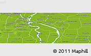 Physical Panoramic Map of Kean Svey