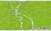 Physical 3D Map of Lvea Em