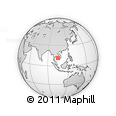Outline Map of Phnom Penh (DC)