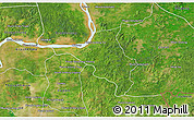Satellite 3D Map of Chlong
