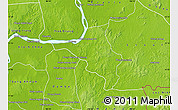 Physical Map of Chlong