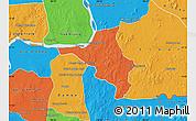 Political Map of Chlong