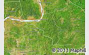 Satellite Map of Chlong
