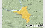 Savanna Style Map of Chlong