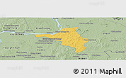 Savanna Style Panoramic Map of Chlong