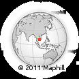 Outline Map of Dangkork