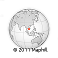 Outline Map of Kamchay Mear