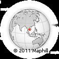 Outline Map of Krakor
