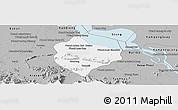 Gray Panoramic Map of Krakor