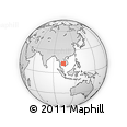 Outline Map of Pursat