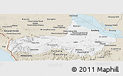 Classic Style Panoramic Map of Pursat