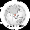 Outline Map of Pursat (PT)