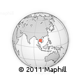 Outline Map of Chong Kal