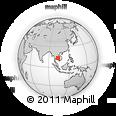 Outline Map of Kralanh