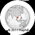 Outline Map of Srey Snom