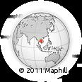 Outline Map of Svey Leu