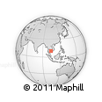 Outline Map of Tonle Sap