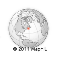 Outline Map of Halifax