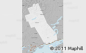 Gray Map of Frontenac