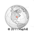 Outline Map of Grey