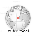 Outline Map of Sal