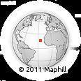 Outline Map of San Nicolao