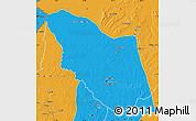 Political Map of Bamingui