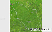 Satellite Map of Bamingui