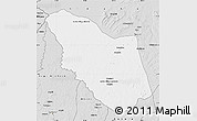 Silver Style Map of Bamingui