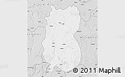 Silver Style Map of Alindao