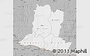 Gray Map of Basse-Kotto