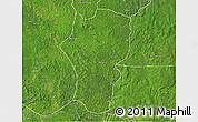 Satellite 3D Map of Mingala
