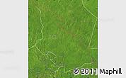 Satellite Map of Djemah