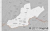 Gray 3D Map of Zemio