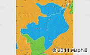 Political Map of Ouadda