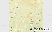 Physical Map of Bakouma
