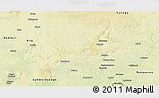 Physical Panoramic Map of Bakouma